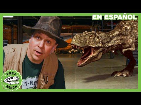 Raptors Gigantes De Tamaño Real Atacan El Parque Infantil Y El Juguete T-Rex Salva El Día - 3