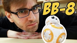 UNBOXING BB-8 SPHERO Droid - Novo Robô do Star Wars!!!