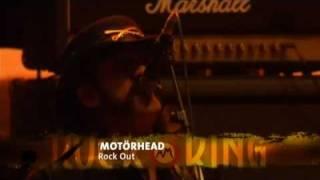 Rock Out Motörhead LIVE Rock Am Ring 2010