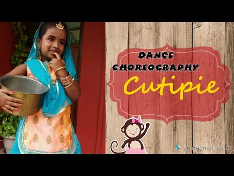 Cutiepie dance choreography|kids cutiepie dance video|phulwaridance club