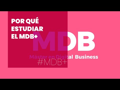 Máster en Digital Business (MDB+) - The Valley Barcelona