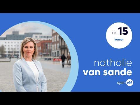 Nathalie Van Sande | Plaats 15 | Kamer - Antwerpen