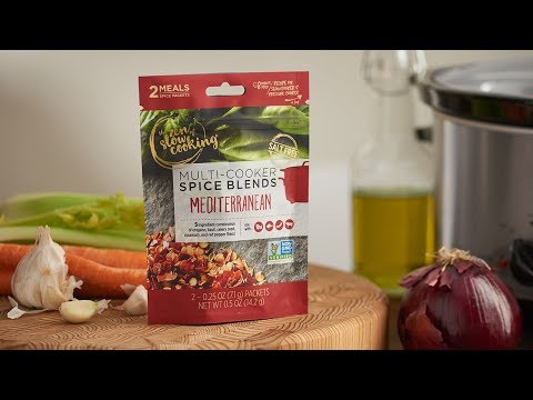 The Zen of Slow Cooking | Slow Cooker Spice Blend