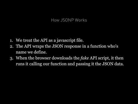 JSONP Example with Observables • Angular