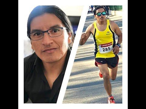 Runa Running 11 K En Quichua |  Carrera Por La Resistencia 12/10 | FRANCIA.