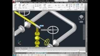 DEMO Autocad Plant 3D Piping