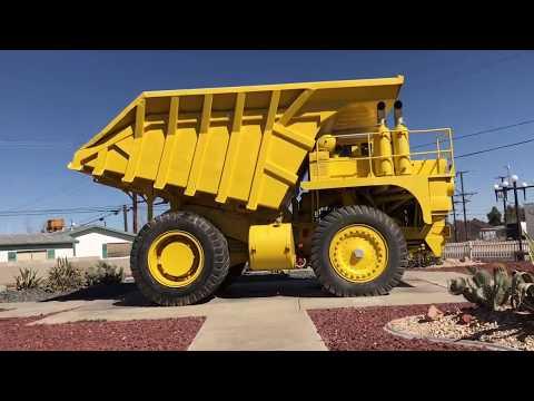 Borax Museum & Mine Near Boron, California