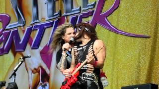 Steel Panther - Just Like Tiger Woods (Soundwave Melbourne 2012)