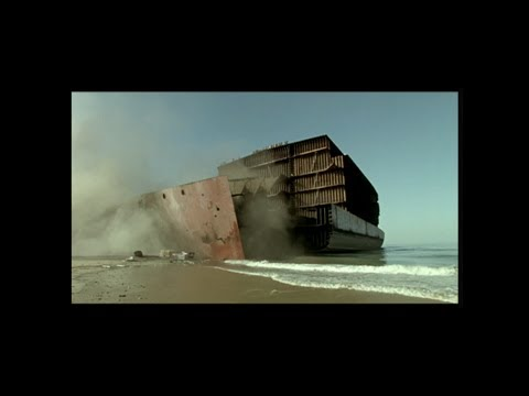 Gadani Ship-breaking yard (Workingman's Death)