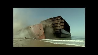 Gadani Ship-breaking yard (Workingman's Death)