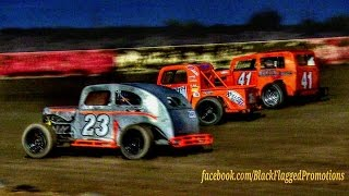 Canyon Speedway Park DwarfCar Feature