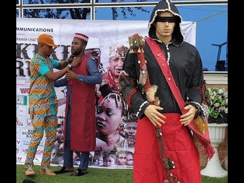 Ijebu, Aderupoko,Murphy Afolabi,Madam Saje Others Storms Ibrahim Chatta movie premiere,OLOKIKI ORU