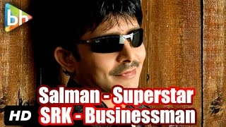 """Salman - Superstar, Aamir - Genius, Shah Rukh - Very Good Businessman"": Kamaal Rashid Khan"