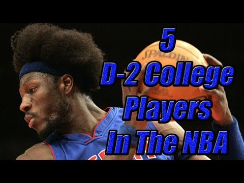 5 Players That Played Division 2 Basketball And Made It To The NBA