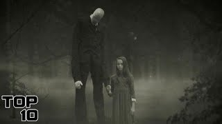 Top 10 Scary Slenderman Urban Legends - Part 2