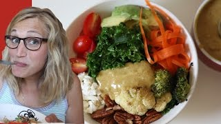 How To Make Coconut Curry Sauce For My New Favorite Salad