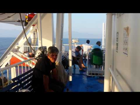Day 7 Ferry overnight into Cyprus