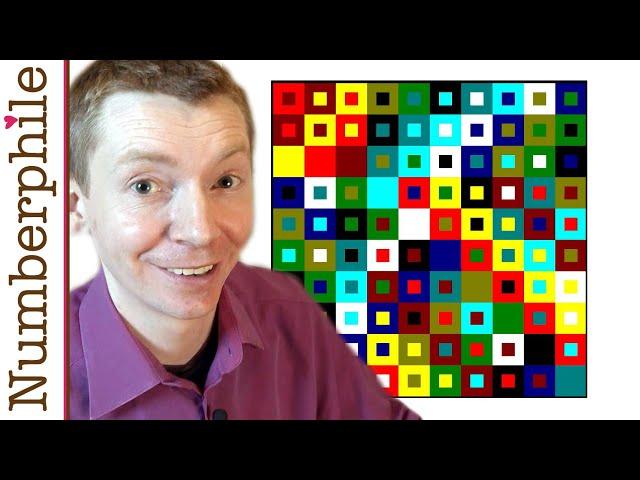 Euler Squares - Numberphile