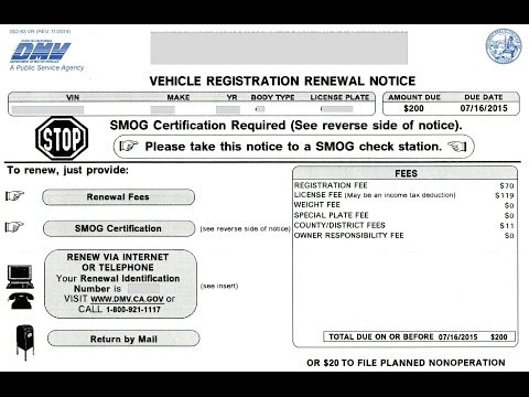 Fl car registration renewal online