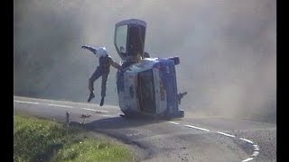Rallye Best of Crash and Mistakes 2004/2005