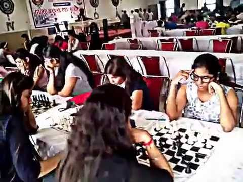 Round 6 Full participate coverage North Zone chess championship