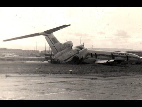 Авиакатастрофа в Норильске, Алыкель. Страшная катастрофа 1981 года унесшая 99 жизней.
