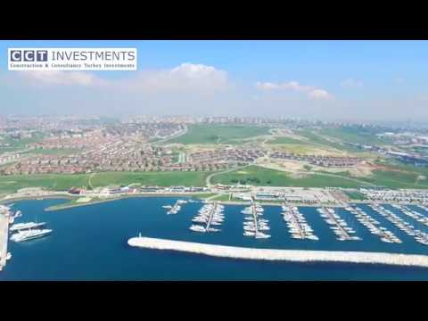 Deniz Istanbul Project - Construction Site (May 2017)