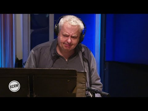 """Daniel Johnston performing """"True Love Will Find You In The End (feat. Lucius)"""" Live on KCRW"""