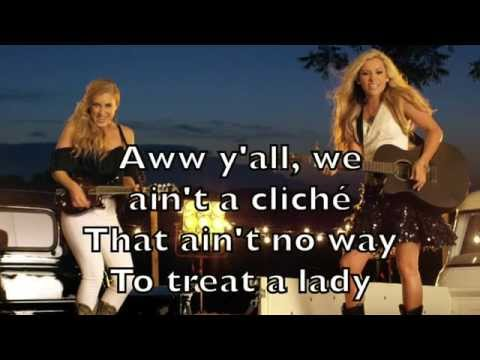 Maddie & Tae - Girl in a Country Song Karaoke Cover Backing Track + Lyrics Acoustic Instrumental