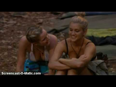 Ashley Roberts deals with different english accents - I'm A Celebrity...Get Me Out Of Here UK 2012