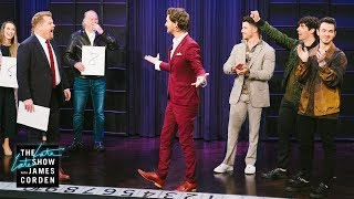 Download Mentalist Lior Suchard's Freaks Out The Jonas Brothers Mp3 and Videos