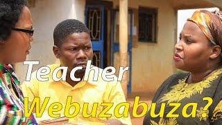 Teacher  Lwaki  Webuzabuza? - Funniest Ugandan Comedy skits.