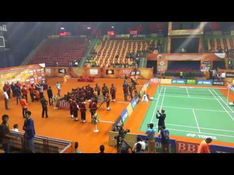 Syed modi international badminton Championship 2017