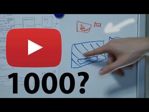 СКОЛЬКО платят за 1000 просмотров на Youtube?! ЦИФРЫ и ФАКТЫ ⏩