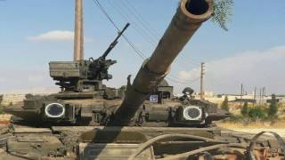 T-90 в Сирии, разбор