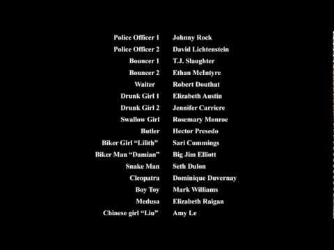 THE HOUSE OF MYSTERY  CREDITS  original language