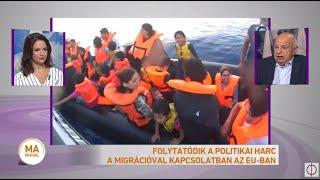 Folytatódik a politikai harc a migrációval kapcsolatban az EU-ban