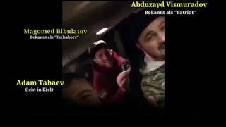 Срочно кадырОвцы угрожают чеченцем из Европе.