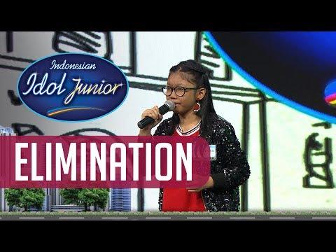 KHAERUNNISA PUTRI - ROAR (Katy Perry) - ELIMINATION 2 - Indonesian Idol Junior 2018