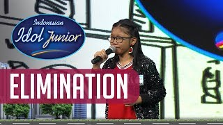 KHAERUNNISA PUTRI - ROAR (Katy Perry) - ELIMINATION 2 - Indonesian Idol Junior 2018