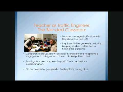 From Traffic Cop to Traffic Engineer: How to give students greater autonomy