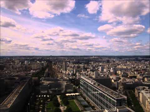 Gare Montparnasse Bienvenue - Paris - Time Lapse