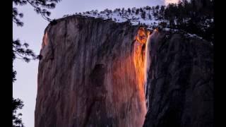 Yosemite Firefall 2017