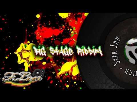 Big Stage Riddim ( Reggae ) 2010 - Mix By Floer
