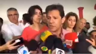 Haddad13 define a corja q o ataca. Ganância a qq custo. #bolsonaroé...