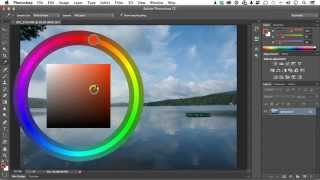 adobe photoshop cc for photographers tutorial   adjusting color picker options