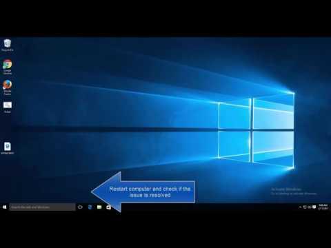 Fix: Windows Update Error Code 0x80080005 on Windows 10