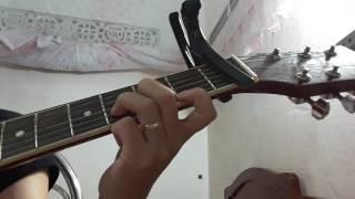 Cỏ   rong rêu (Nguyên Khang) - guitar cover