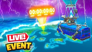 *LIVE* Fortnite FLOODED MAP EVENT! (DOOMSDAY FULL EVENT) YouTube Videos