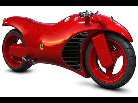 Ferrari V4 superbike - YouTube